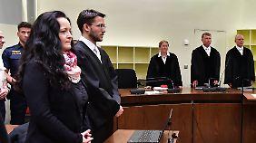 Des zehnfachen Mordes mitschuldig: Zschäpe zu lebenslanger Haft verurteilt