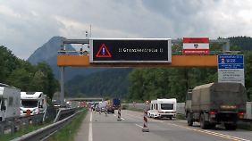 Vorgeschmack an Österreichs Grenze: Seehofer riskiert europäische Kettenreaktion