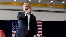 Tiraden gegen Deutschland: Was ist dran an Trumps Behauptungen?