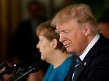 Transatlantische Konkurrenz?: Was Trump an Deutschland so stört