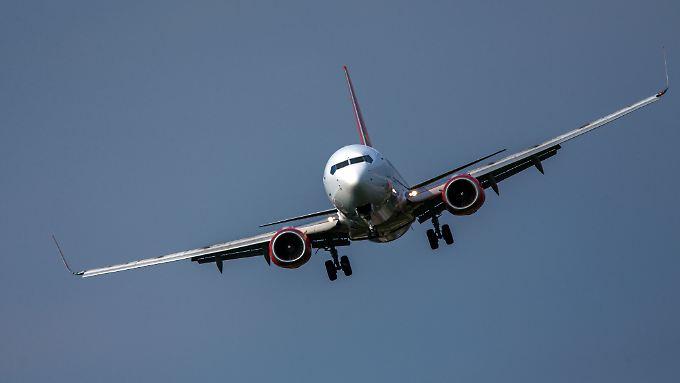 Die Boeing sank wegen des Sauerstoffverlusts mehr als 7000 Meter ab.