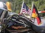 Der Börsen-Tag: Berlin will Harley Davidson nach Berlin locken