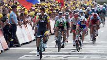 Groenewegen siegt in Chartres: Tour de France wird zum Kittel-Alptraum