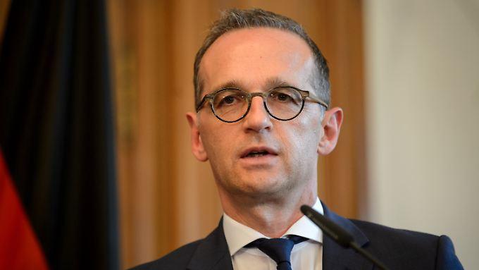 Grundsätzlich unterstützt Außenminister Maas eine Erhöhung der Verteidigungsausgaben.