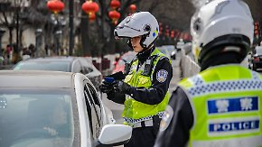 "Totale Überwachung dank Punktesystem: China schafft den ""besseren Bürger"""