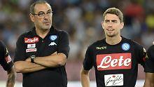 FC Chelsea mit neuem Trainer: Sarri bekommt Mega-Transfer zum Einstand