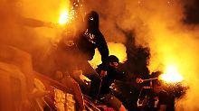 Der Sport-Tag: Polizei drohte russischen Hooligans im Vorfeld der WM
