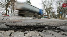 Funklöcher und kaputte Straßen: Schlechte Infrastruktur lähmt Wirtschaft