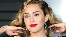 Promi-News des Tages: Miley Cyrus löscht alle Instagram-Bilder