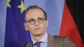 Gipfeltreffen in Helsinki: Maas warnt Trump vor Deals mit Putin
