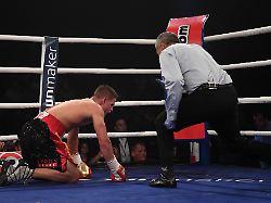 Nach Zeuges Knockout: Das deutsche Boxen fetzt und zerfetzt sich
