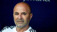 Sampaoli geht, was macht Messi?: Argentinien braucht einen neuen Coach