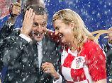 """""""Alkoholinda"""" im WM-Finale: Serben verspotten kroatische Präsidentin"""