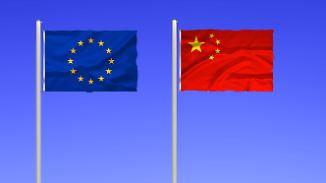 Deutliches Zeichen Richtung Helsinki: EU und China rücken näher zusammen