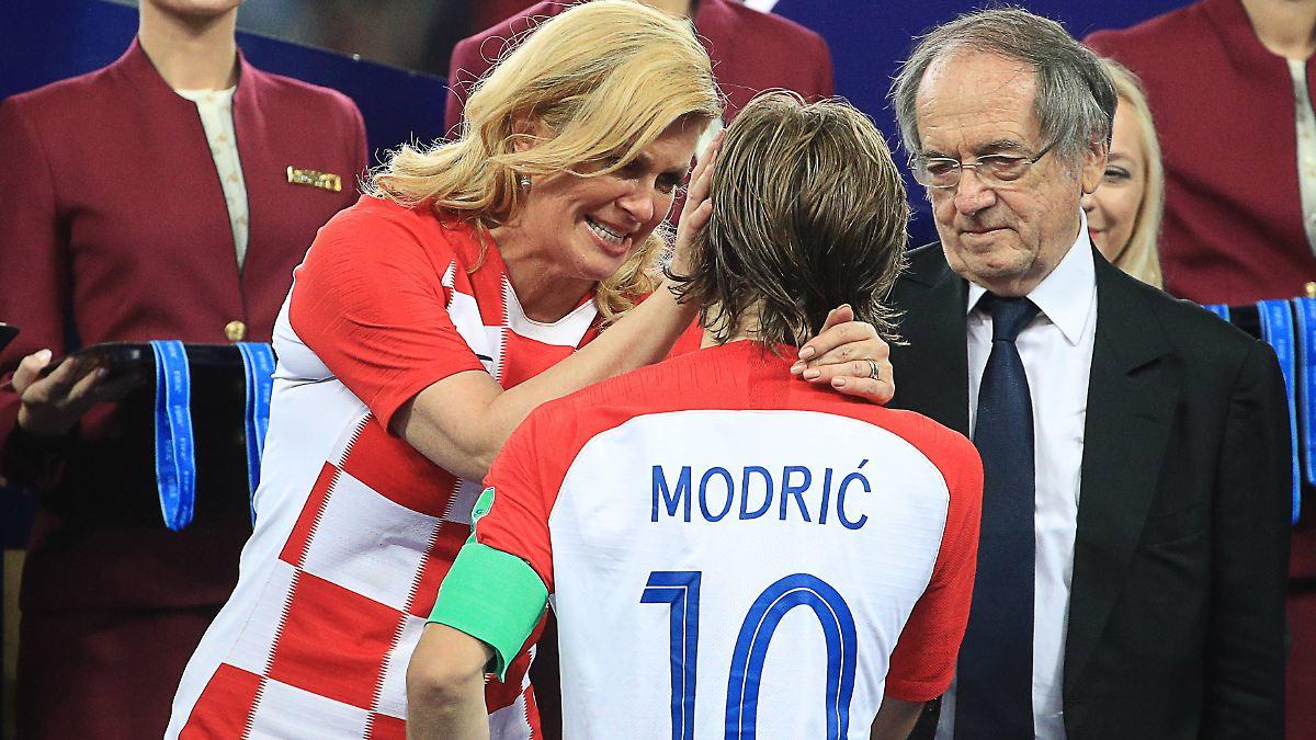 Kroatien Präsident