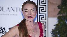 Nach Besuch in Flüchtlingslager: Lindsay Lohan erwägt angeblich Adoption