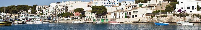 Der Tag: 10:54 Urlauber ertrinkt auf Mallorca