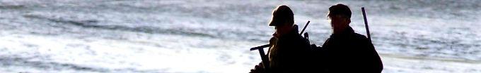 Der Tag: 17:44 Gänsejagd endet für 52-jährigen Jäger tödlich
