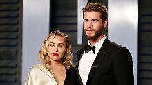Hochzeit angeblich abgeblasen: Ist Miley Cyrus etwa wieder Single?