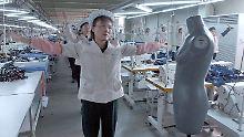 Vor allem Nordkorea betroffen: Moderne Sklavenarbeit weltweit verbreitet