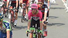 Der Sport-Tag: Vorjahreszweiter Uran gibt bei Tour de France auf