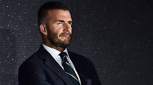 Der Sport-Tag: Beckham steht Stadion-Referendum in Miami bevor