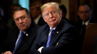 So hat sich das Donald Trump nicht vorgestellt: Sein Zollkrieg schadet der US-Wirtschaft erheblich.