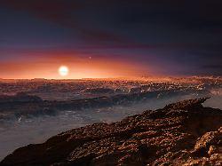 Inzest verboten: Bevölkerung eines Exoplaneten berechnet