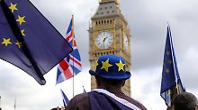 Die Zeit für einen Brexit-Deal läuft ab. Ohne ihn wird Londons EU-Ausstieg zum Fiasko.