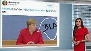 n-tv Netzreporterin: #Merkel wird nach Sommer-Pk zum Pudding erklärt