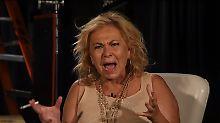 """Roseanne rastet auf Youtube aus: """"Ich dachte, die Schlampe wäre weiß"""""""