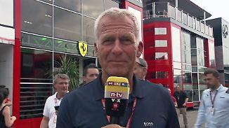 """Danner zum Hockenheim-Qualifying: """"Vettel hat alle aus dem Sitz gerissen"""""""