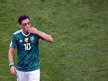 Rüge. Rassismus. Rücktritt.: Özil ist jetzt nicht mehr nur Fußballer