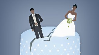 """Scheidung ist nicht das Ende: Anwältin verarztet """"gebrochene Flügel"""""""