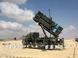 Zwischenfall über den Golanhöhen: Israel schießt syrischen Kampfjet ab