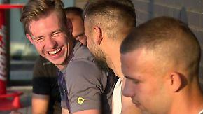 Gelebte Integration in Deutschland: Wo Serben und Kosovaren aufs selbe Tor spielen
