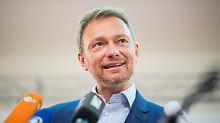 FDP und En Marche: Lindner hofft auf Kooperation mit Macron