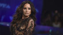 Lovatos mutmaßliche Überdosis: Ist die Ursache für Zusammenbruch geklärt?