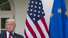 """Ein Signal der Entspannung - mehr nicht: """"Das Treffen hat immerhin gezeigt, dass Europa sich nicht auseinanderdividieren lässt."""""""