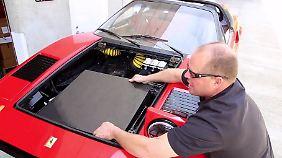 Ohne Sound, dafür mit ordentlich Power: Elektro-Ferrari vereint das Beste von damals und heute