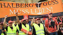 NHG-Streik vorerst ausgesetzt: Schlichter soll bei Prevent-Tochter vermitteln