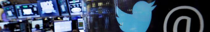 Der Börsen-Tag: 11:03 Twitter sperrt US-Verschwörungstheoretiker - nur eine Woche