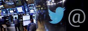 US-Börsen schließen im Minus: Twitter-Aktien stürzen ins Wochenende