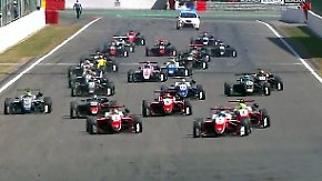 Erster Formel-3-Tag in Spa: Mick Schumacher crasht nach Start von der Pole