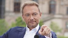"""Kritik an politischer Wortwahl: FDP-Chef warnt vor """"vertrumpter Demokratie"""""""