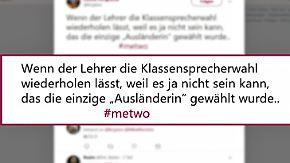 Folgen der Özil-Debatte: Netz debattiert unter #MeTwo Alltagsrassismus