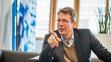 """""""Partei der Leberkäs-Etage"""": Blume verteidigt CSU-Verhalten"""