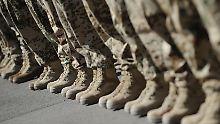 Ausrede fürs Zuspätkommen: Soldaten erfinden Angriff durch Unbekannte