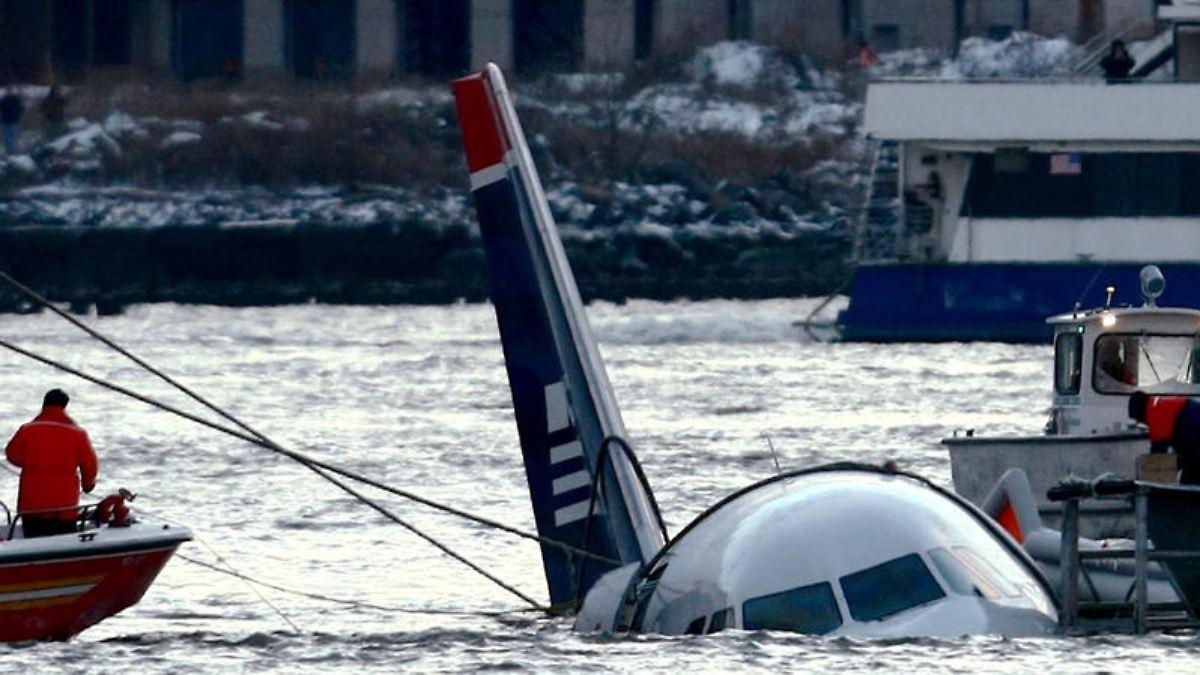 N Tv Dokumentation Außer Kontrolle Die Hudson River Landung N Tvde