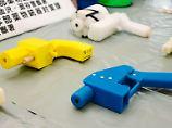 US-Bundesstaaten begehren auf: Klagen gegen Waffenpläne für 3D-Drucker